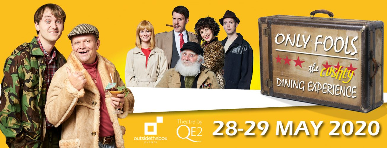 Only Fools The (Cushty) Dining Experience - Coming Soon in UAE, comingsoon.ae