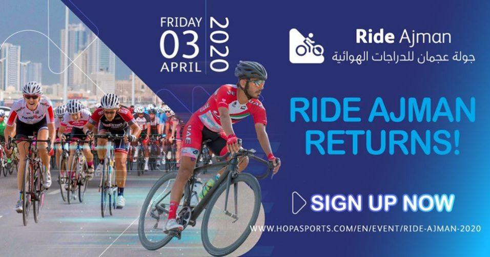 Ride Ajman 2020 - Coming Soon in UAE, comingsoon.ae