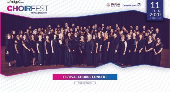 Festival Chorus Concert 2020 - comingsoon.ae