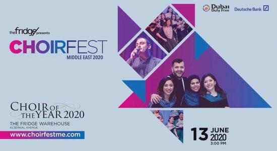 Choir of the Year 2020 - comingsoon.ae