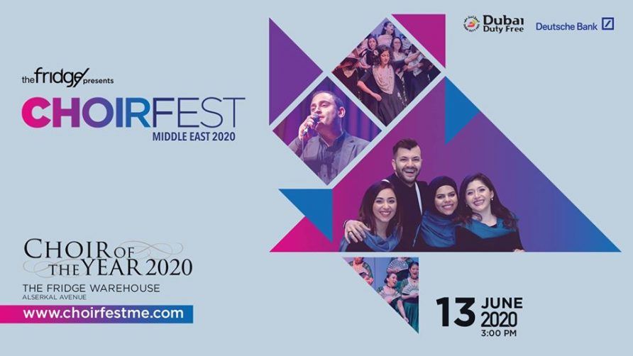 Choir of the Year 2020 - Coming Soon in UAE, comingsoon.ae