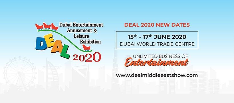 Dubai Entertainment, Amusement & Leisure Expo (DEAL) - Coming Soon in UAE, comingsoon.ae
