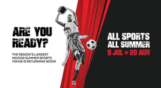 Dubai Sports World - comingsoon.ae