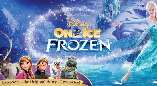 "Disney On Ice presents ""Frozen"" - comingsoon.ae"