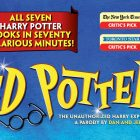 Potted Potter at the Theatre by QE2 at Theatre by QE2