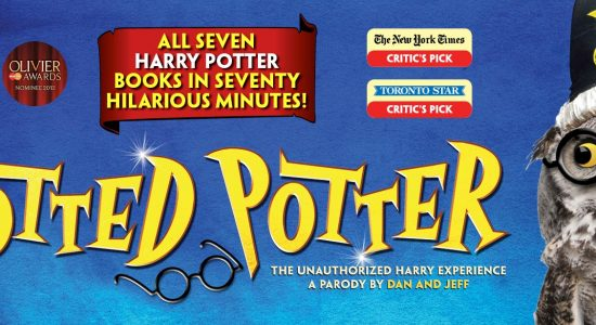 Potted Potter at the Theatre by QE2 - comingsoon.ae
