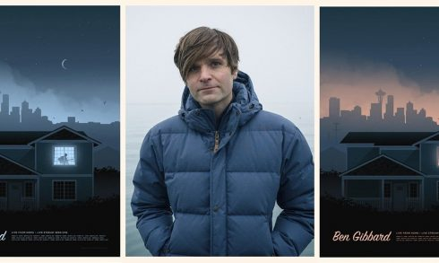Ben Gibbard live concert - Coming Soon in UAE, comingsoon.ae