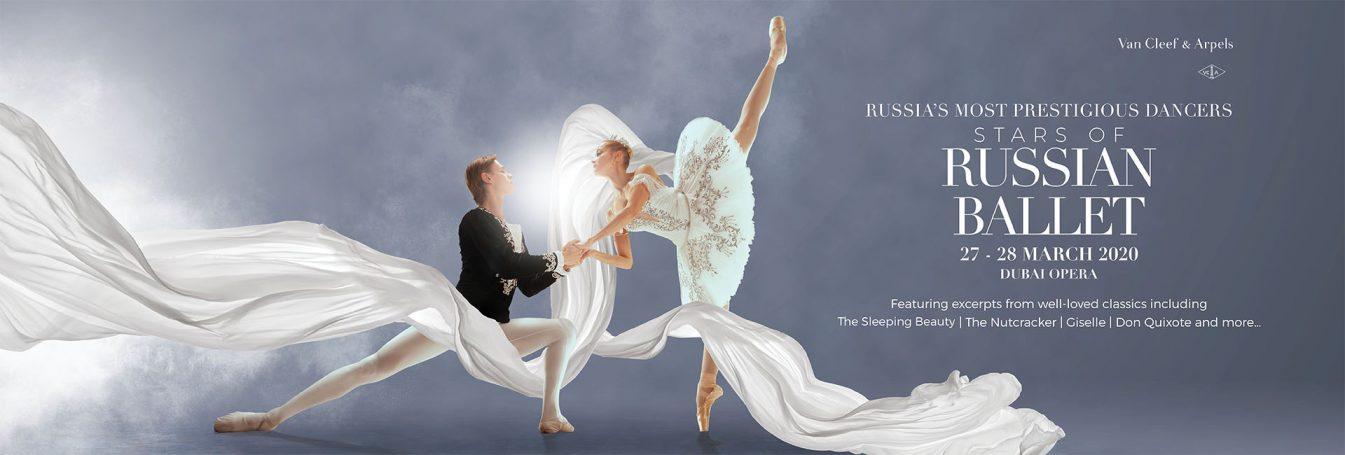 Stars of Russian Ballet at Dubai Opera - Coming Soon in UAE, comingsoon.ae