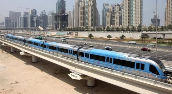 Three Metro Stations in Dubai are Closed for Two Weeks - comingsoon.ae
