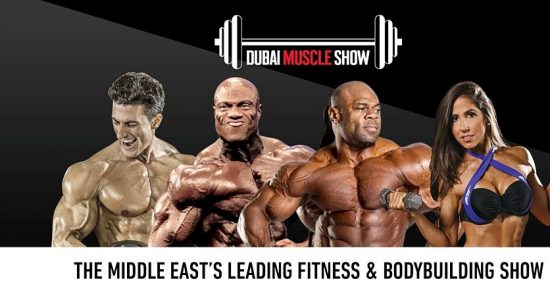 Dubai Muscle Show 2020 - comingsoon.ae