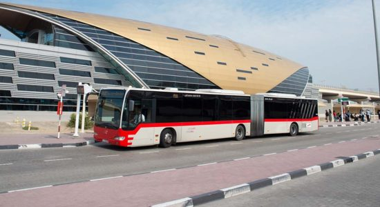 Fighting Coronavirus – Public Transport in UAE will be Suspended for the Weekend - comingsoon.ae
