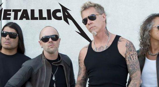 Metallica Live Concert - comingsoon.ae