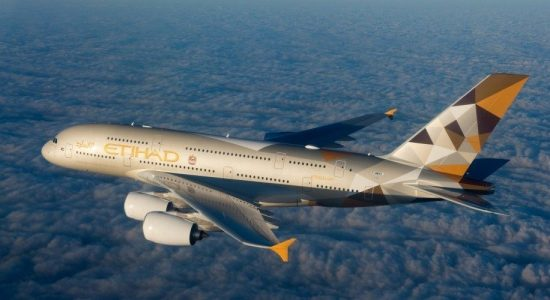 Etihad Airways Tests New Technology Detecting Early Signs of COVID-19 - comingsoon.ae