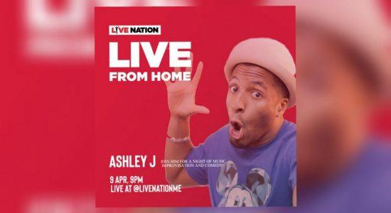 Comedy Night with Ashley J - comingsoon.ae