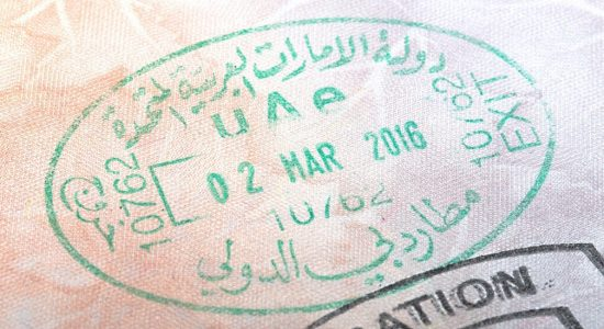 Fines Due to Expired Residency Visas are Temporarily Canceled - comingsoon.ae